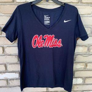Ole Miss Nike tee shirt